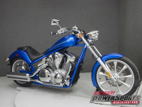 2012 Honda Fury VT1300CX GLINT WAVE BLUE METALLIC for sale craigslist